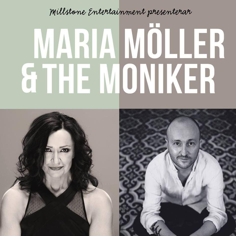 Ribbingsnäs ladugård: Maria Möller & The Moniker