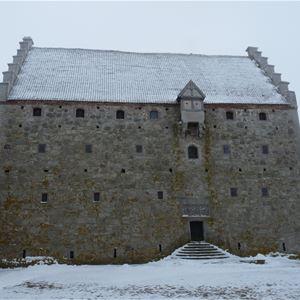 Jan Olofsson, Glimmingehus i snö