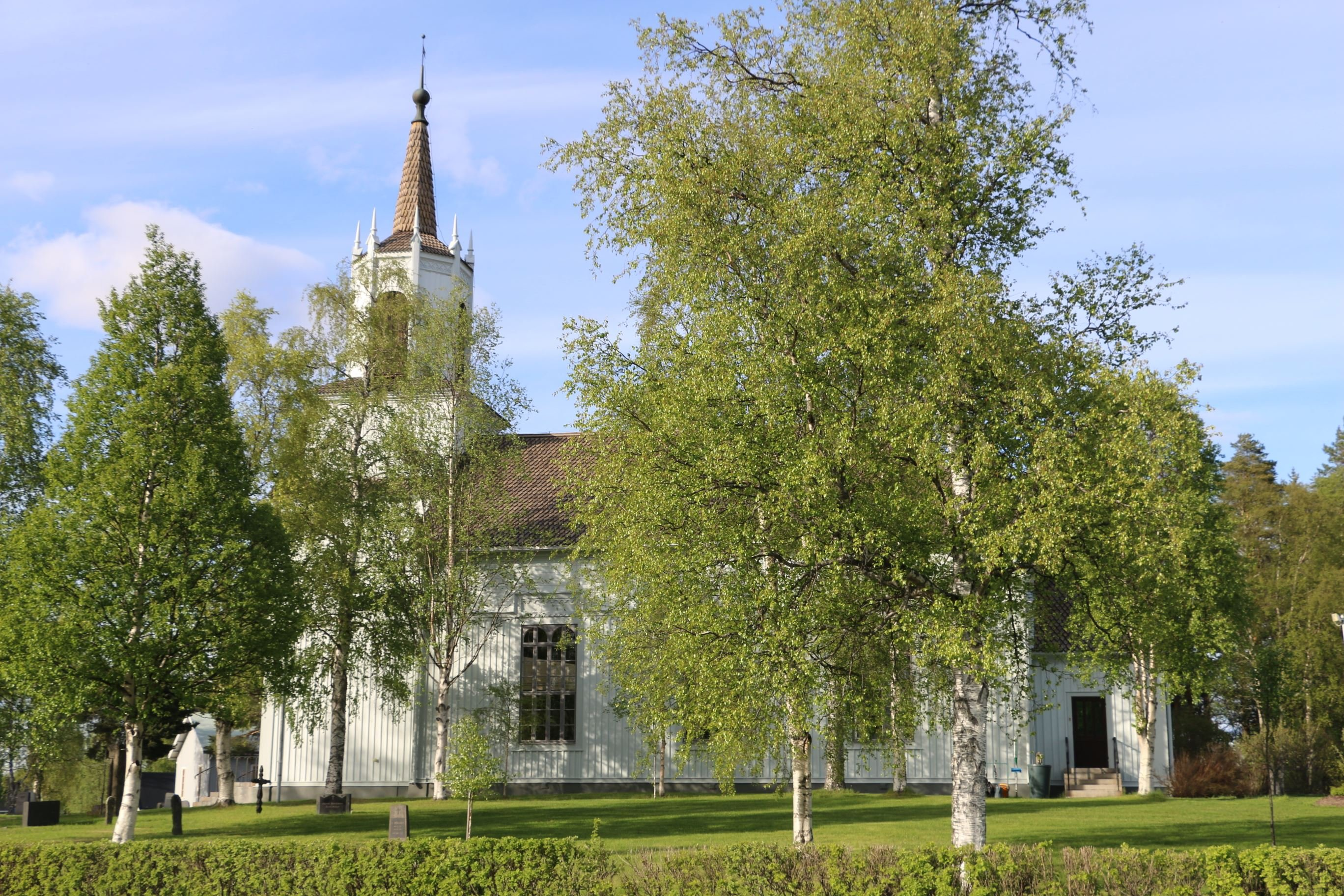 Malå Församling - Högmässa