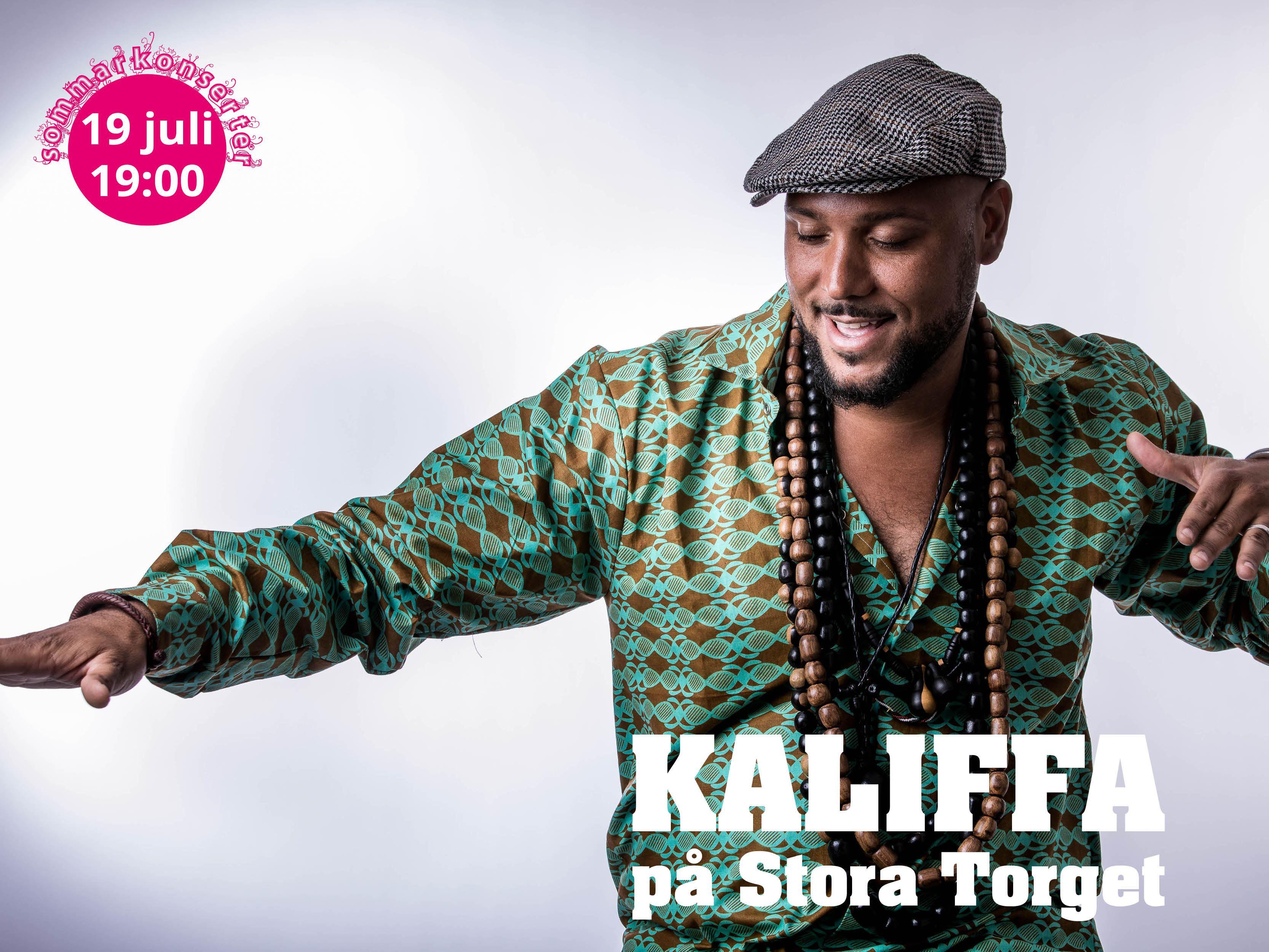 Sommarkonsert och Allsång - Kaliffa