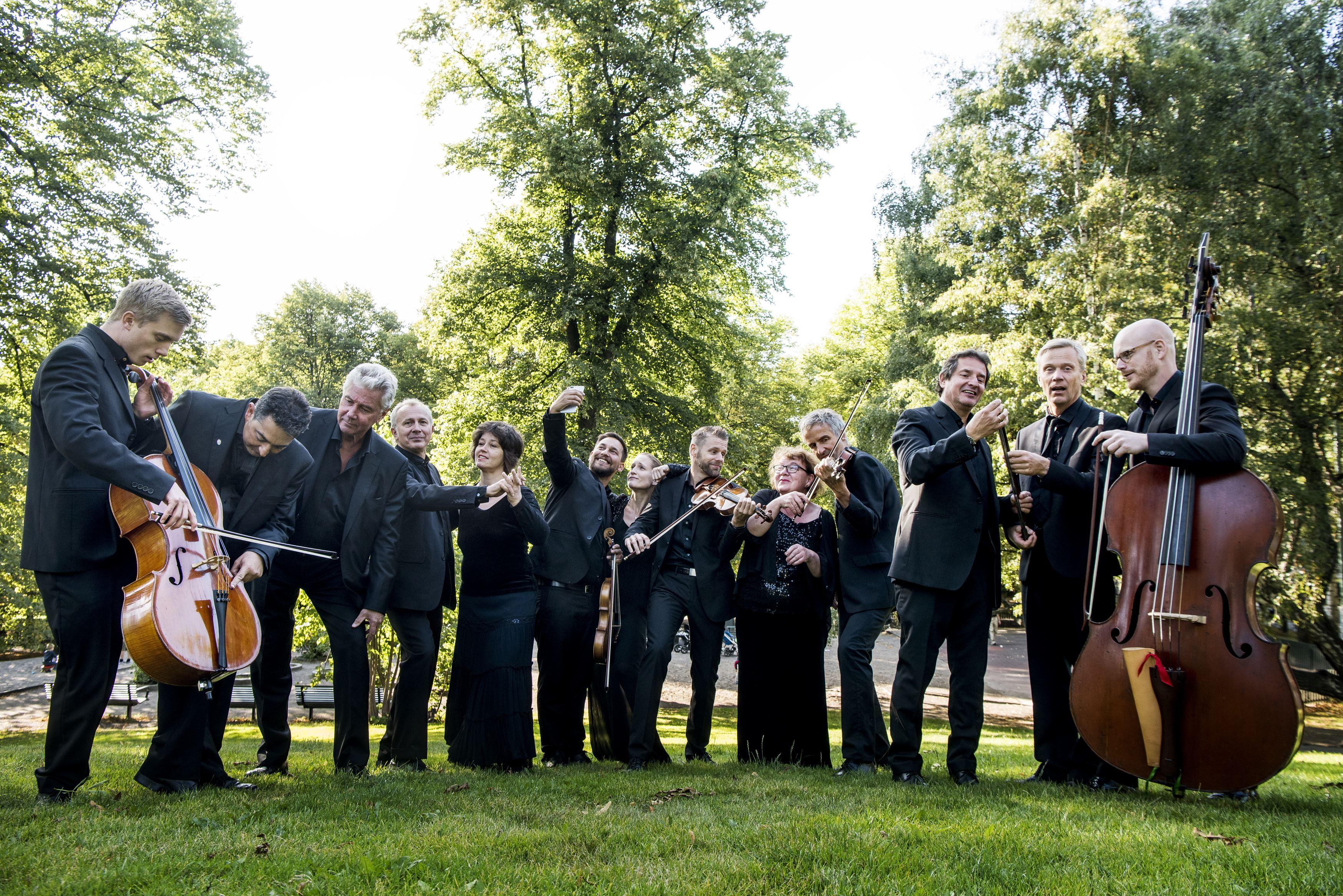Musik: Scensommar - Musica vitae & P2 i parken