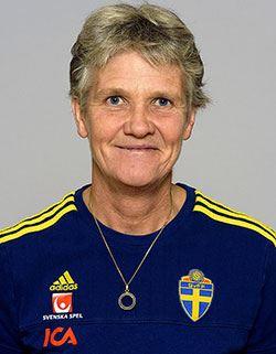 Föreläsning Pia Sundhage - Bergsjö