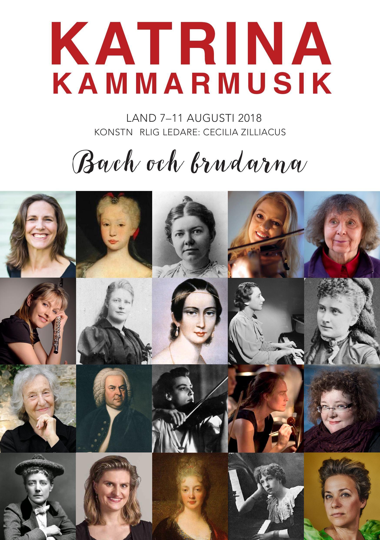Katrina kamarimusiikki: Bach and the Birds