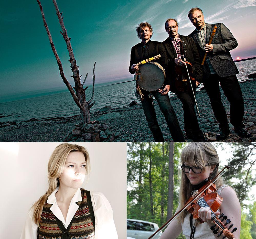 Groupa med Ingfrid Breie Nyhus & Guro Kvifte Nesheim - Musik i Äppelriket