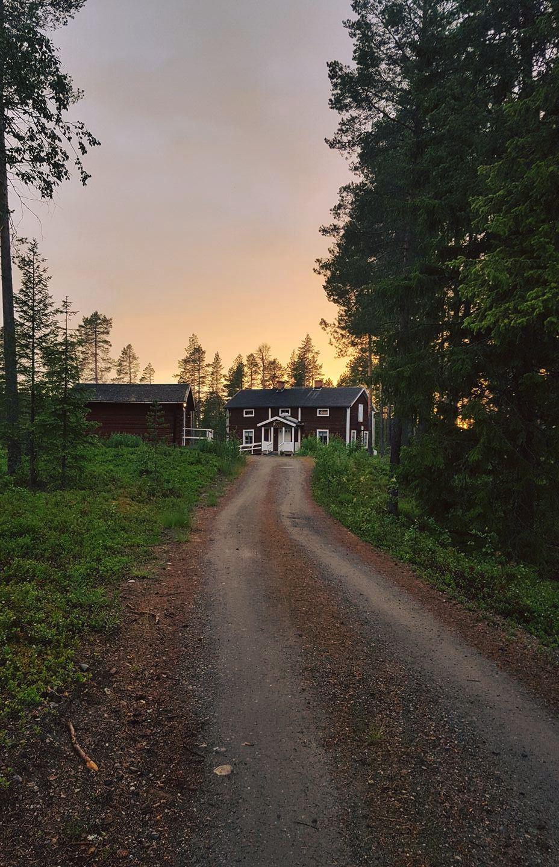 Café Hembygdsgården Storuman