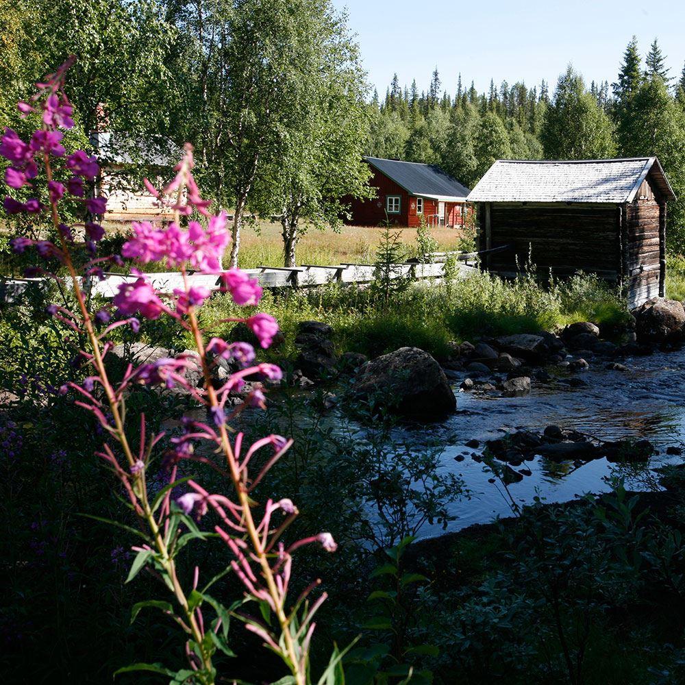 The mill at Långsjöby