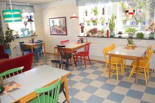 Blå Husets cafe