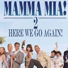 Mamma Mia -Here we go again