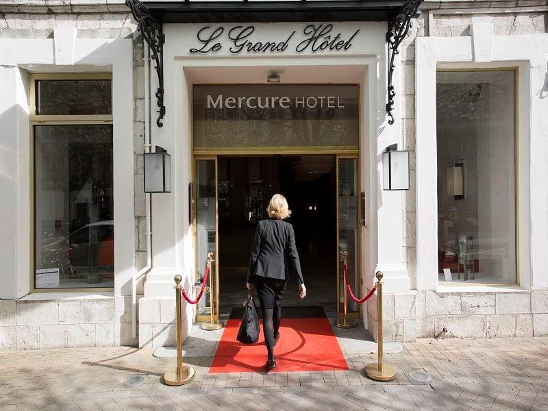 Best Western Le Grand Hôtel Bayonne