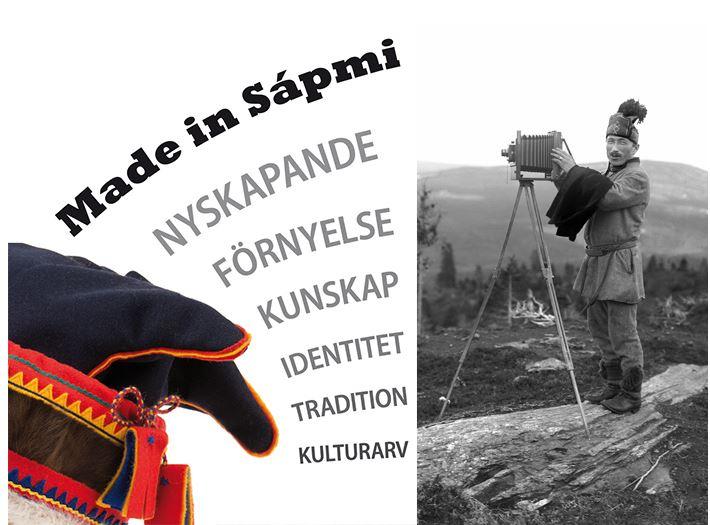 © copy: jamtli, Made in Sápmi och Renskötsel i svart och vitt –  Nils Thomassons fotografier berättar