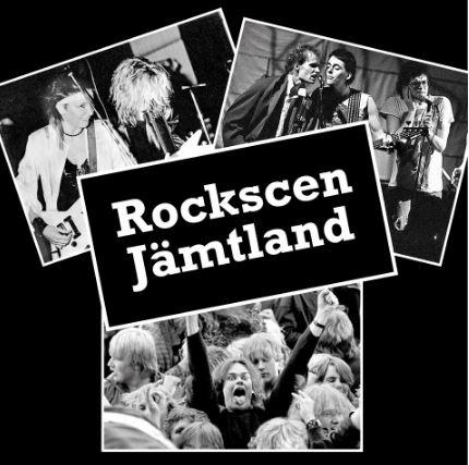 © Copy: Landsarkivet & Jamtli, Rockscen Jämtland