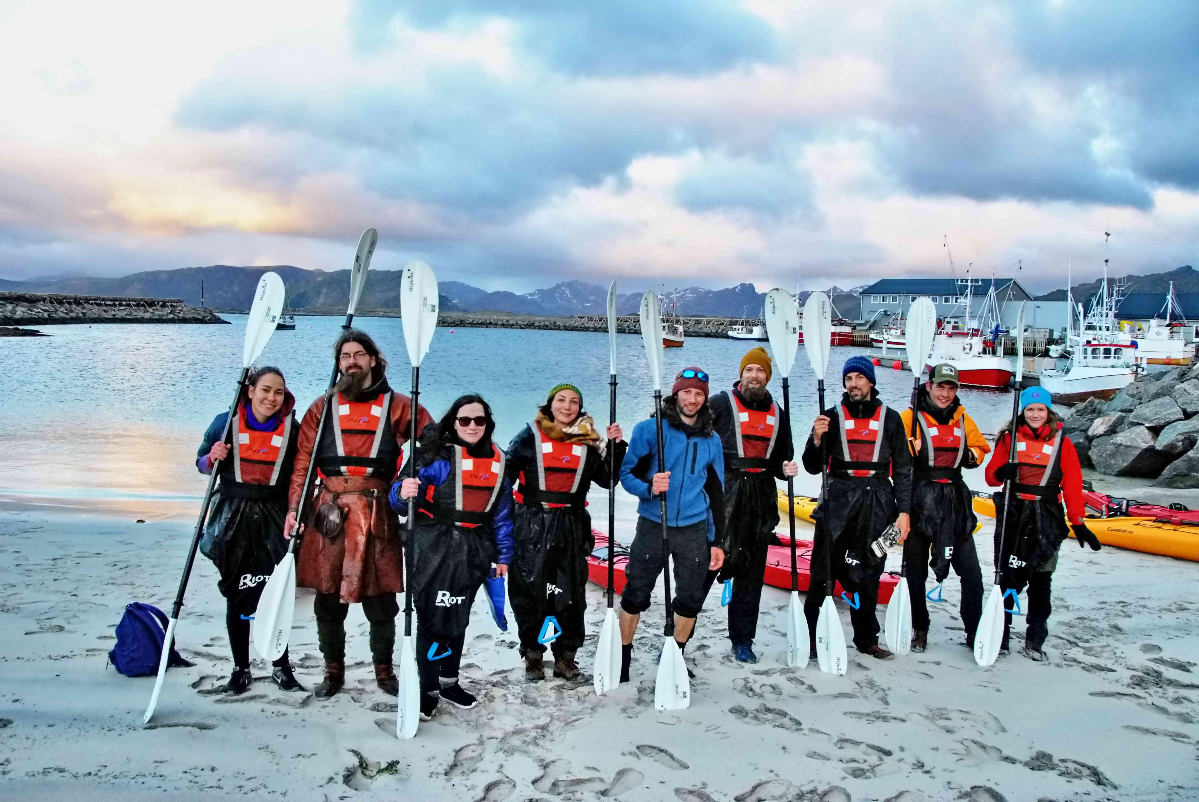 Half day Kayak - Northern Explorer