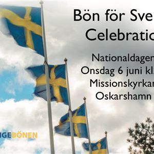 Bön för Sverige - Celebration