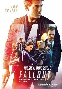Mission Impossible - Fallout    PREMIÄR!