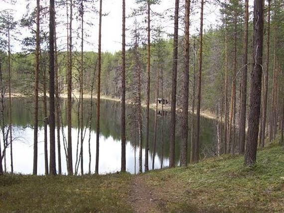 Friluftsfrämjandet,  © Umeå turistbyrå, The Isälvsleden Trail