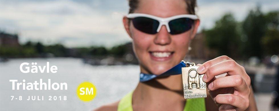 Gävle Triathlon 2018