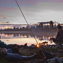 Guidebyrån Tänndalen-Fjällfiske med guide