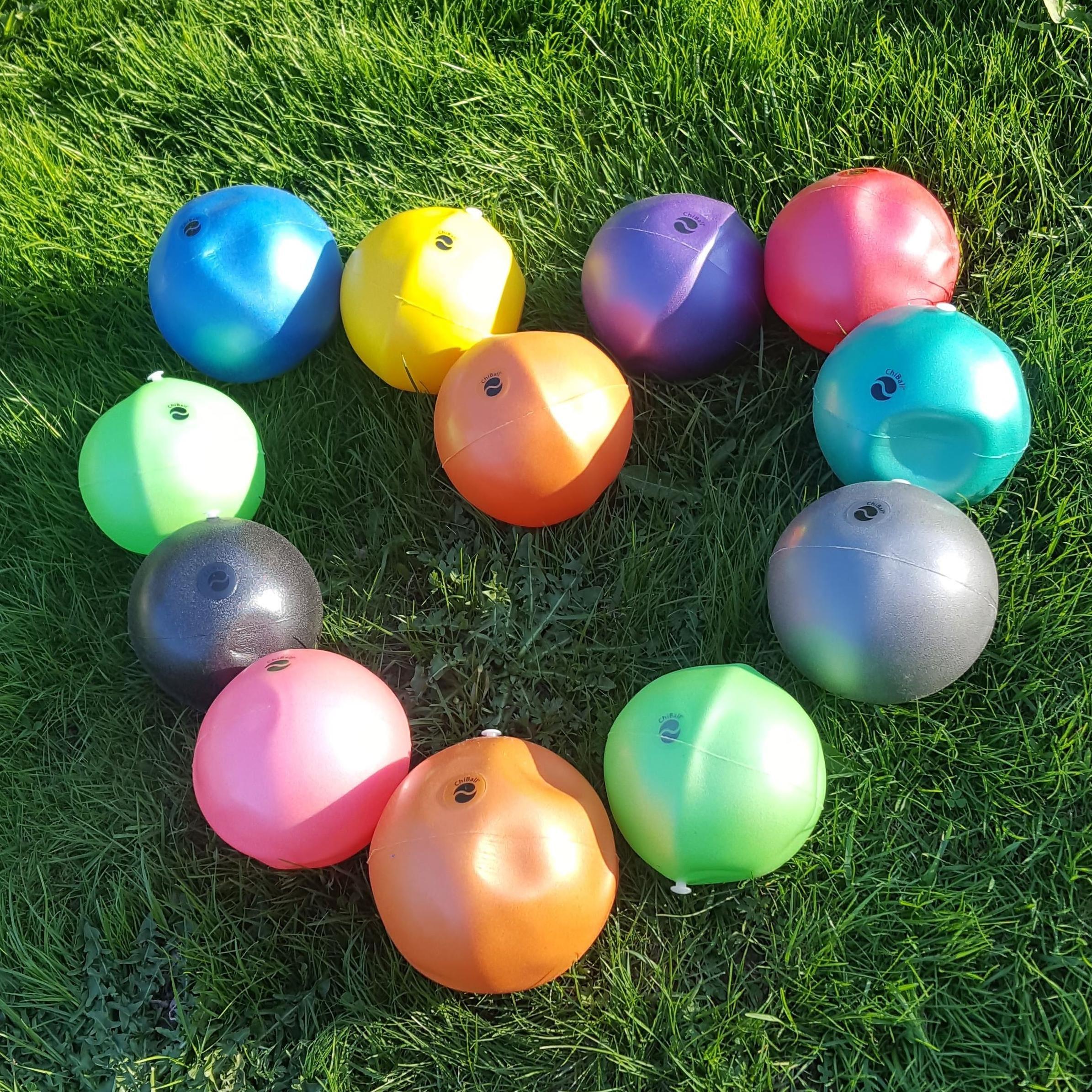 ChiBall rörelse för kropp och själ