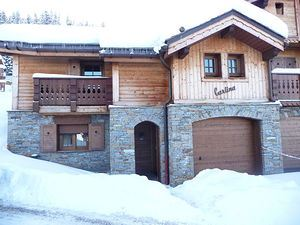 Chalet CARLINA Extension
