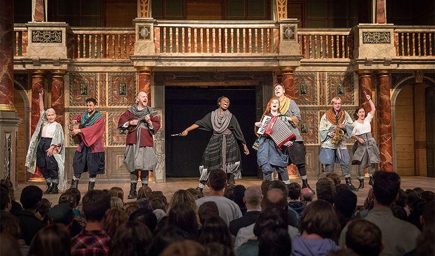 Shakespeare's Globe On Tour