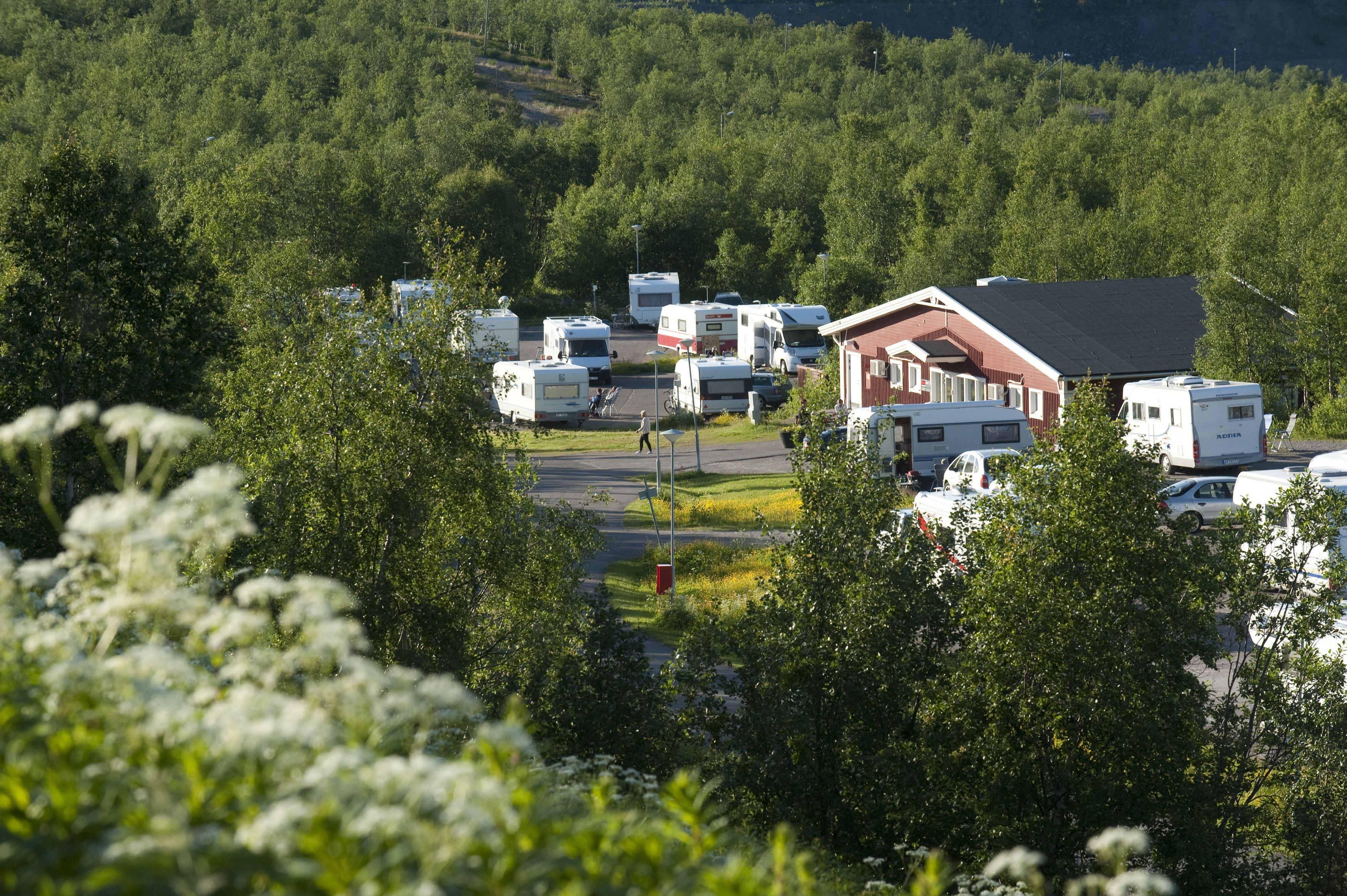Camp Ripan in Kiruna