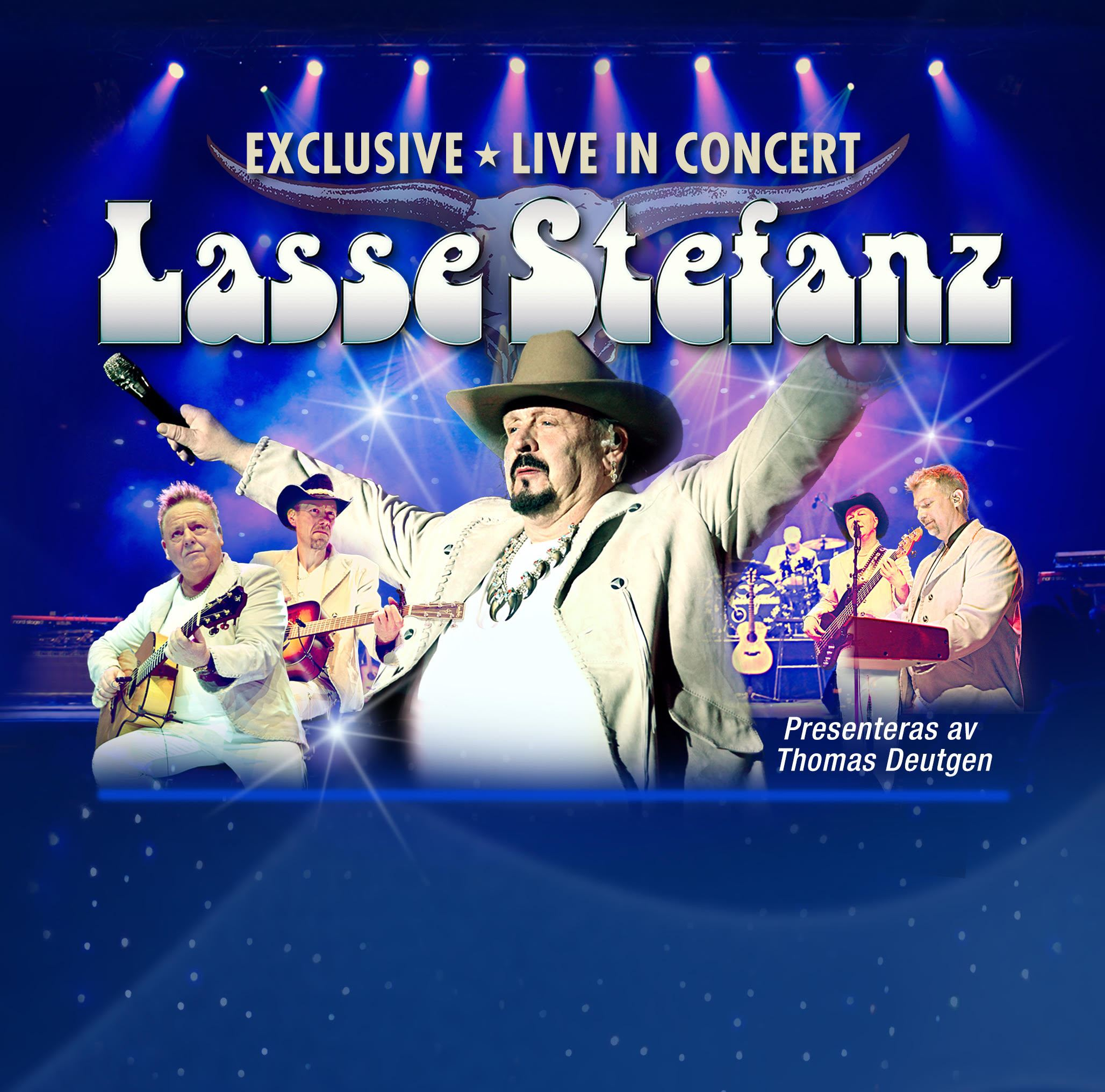 Lasse Stefanz exclusive - dom första ljuva åren