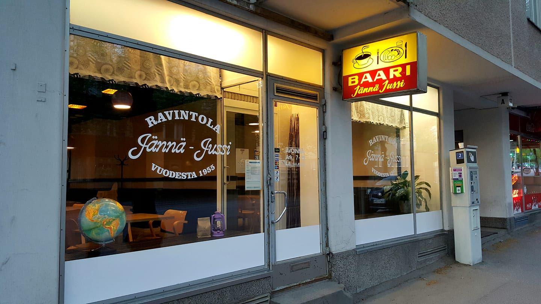 Restaurant Jännä-Jussi