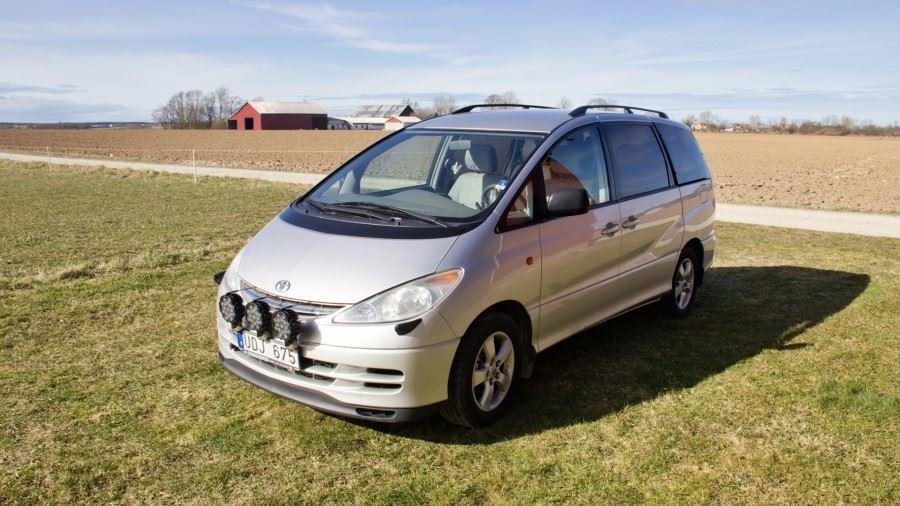 Toyota Previa 7-sits - Automat