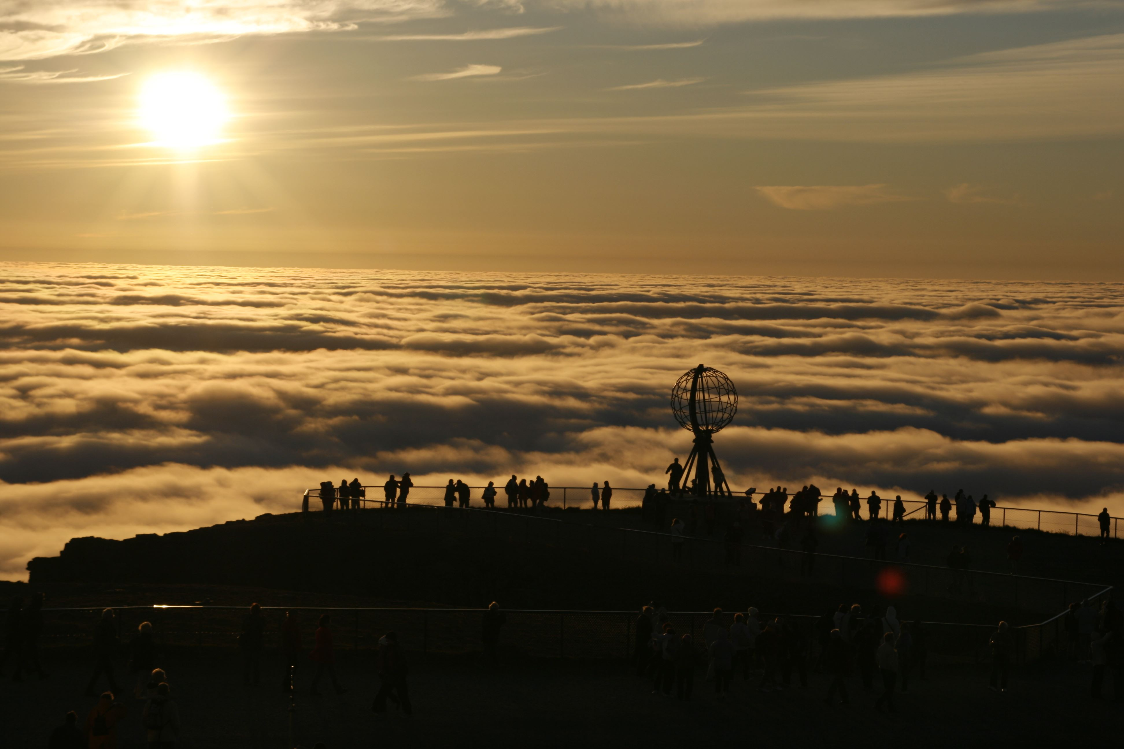 North Cape Sightseeing