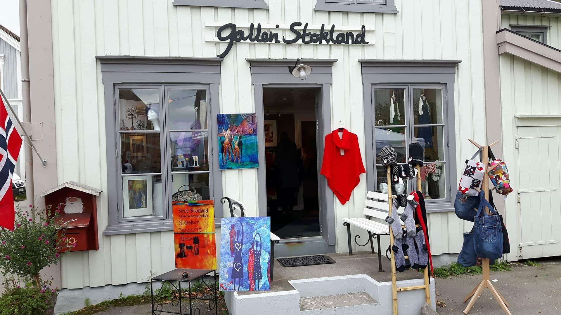 Galleri Stokland,  © Galleri Stokland, Galleri Stokland i Mosjøen