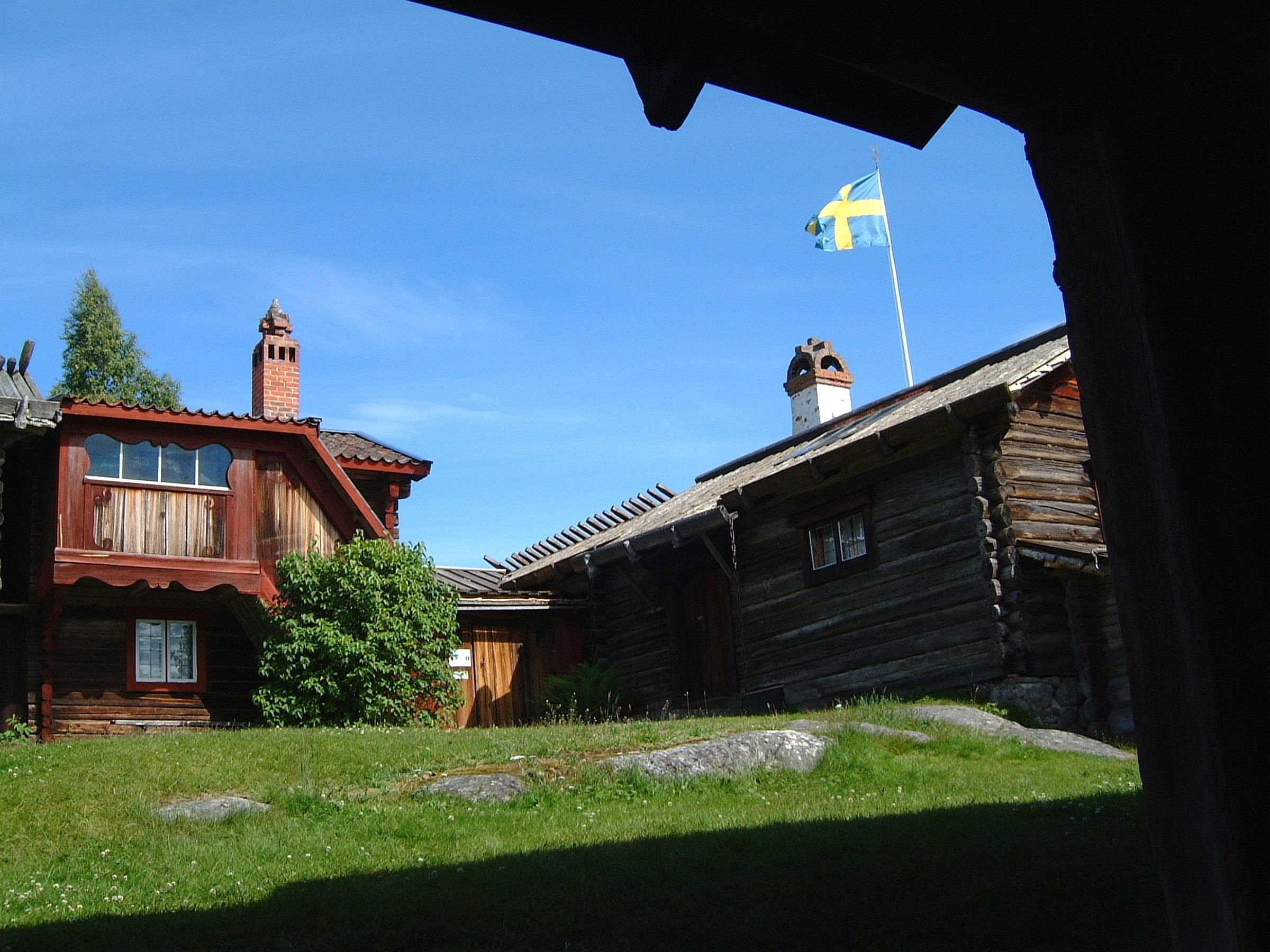Guided tour of Holens Gammelgård