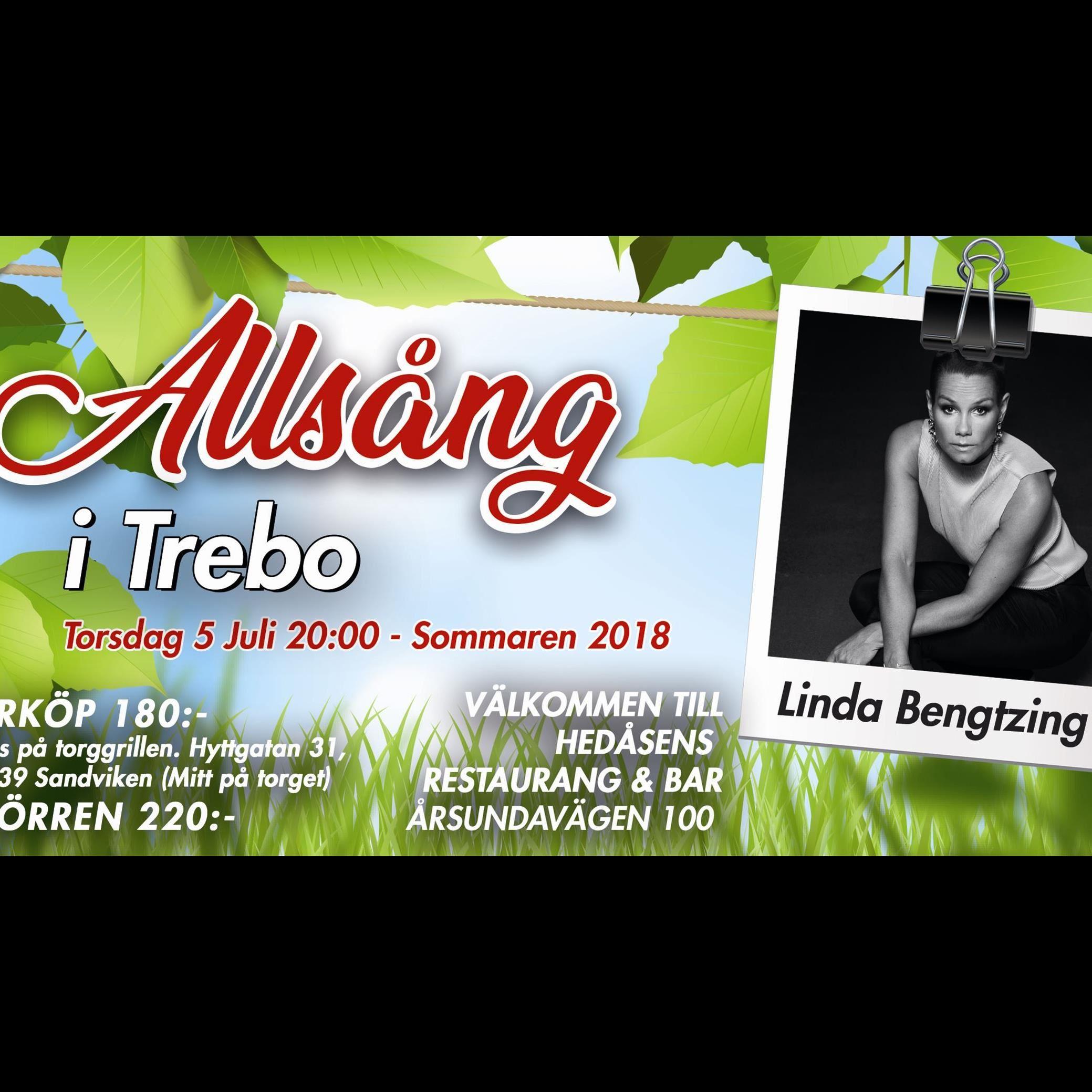 Allsång i Trebo