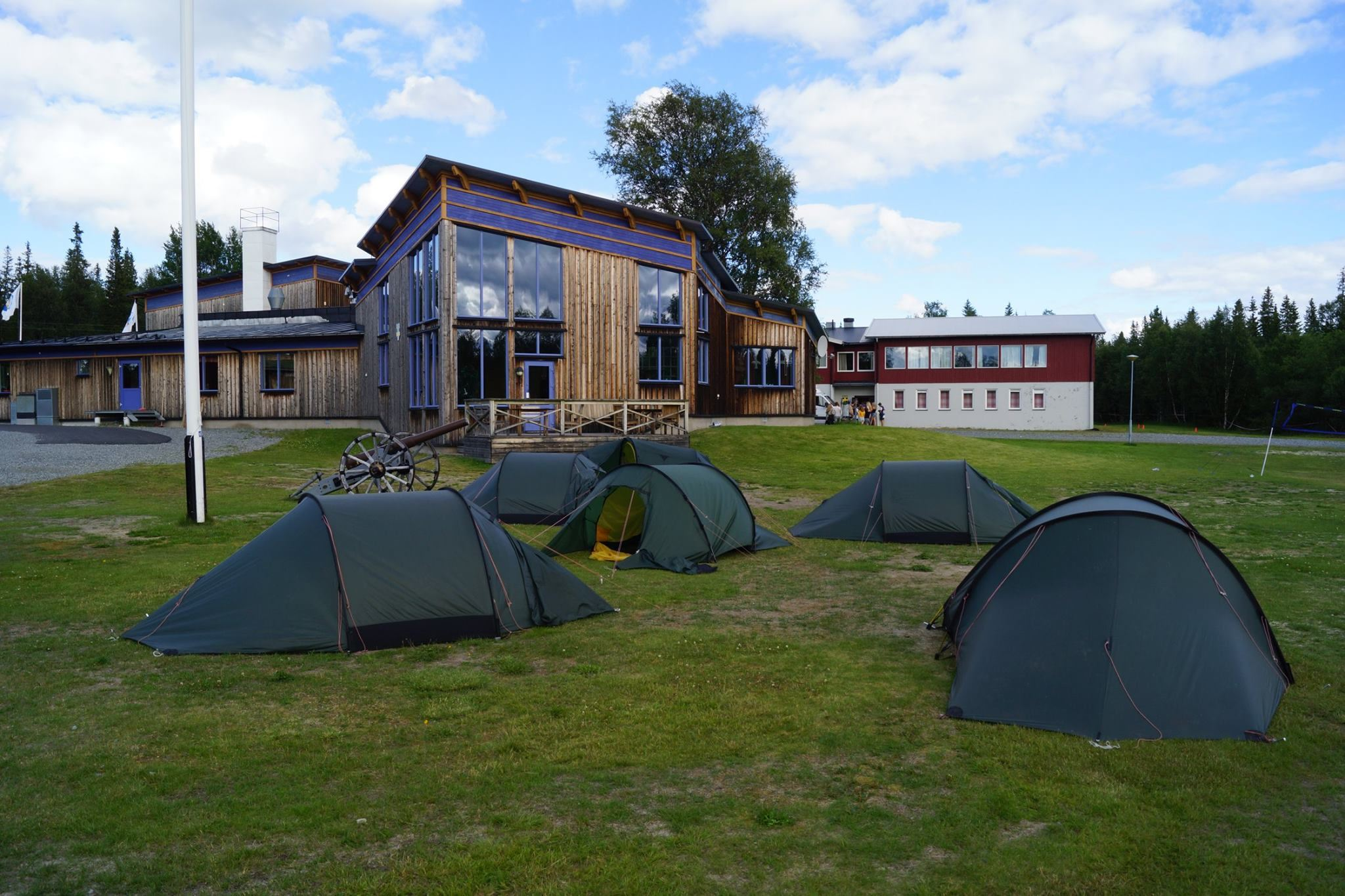 Camp Ånns hotellrum