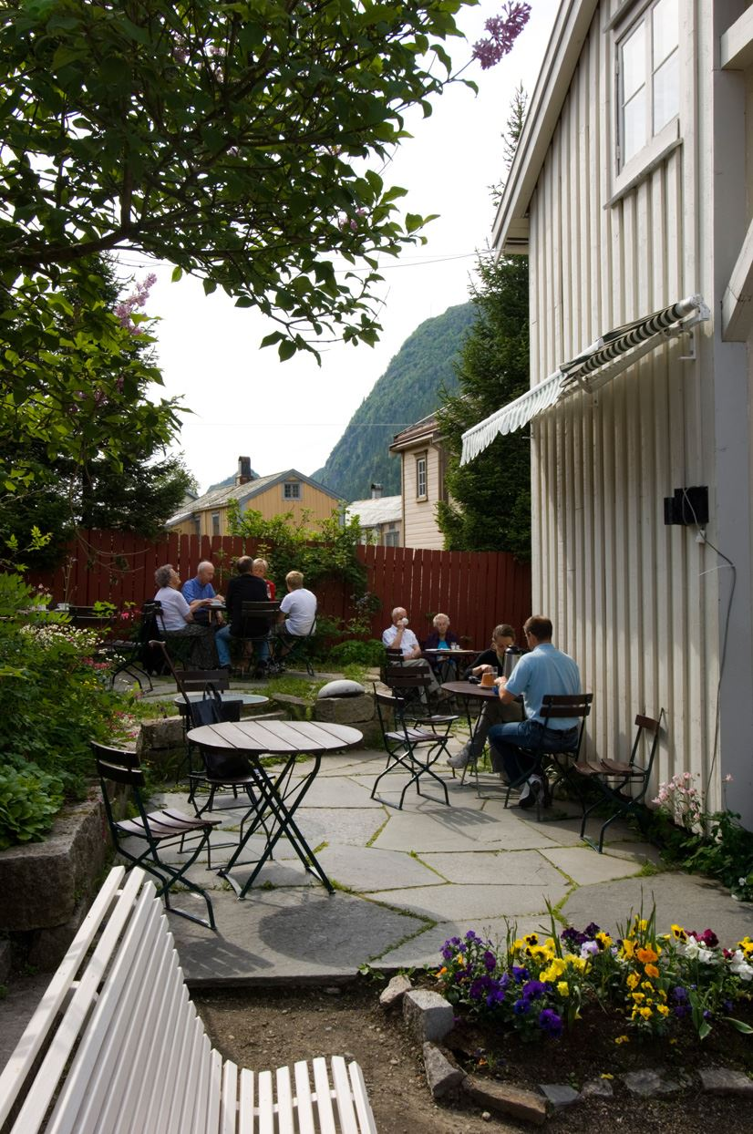 Terje Rakke NordicLife/visithelgeland,  © Kulturverkstedet, Kulturverkstedet i Mosjøen