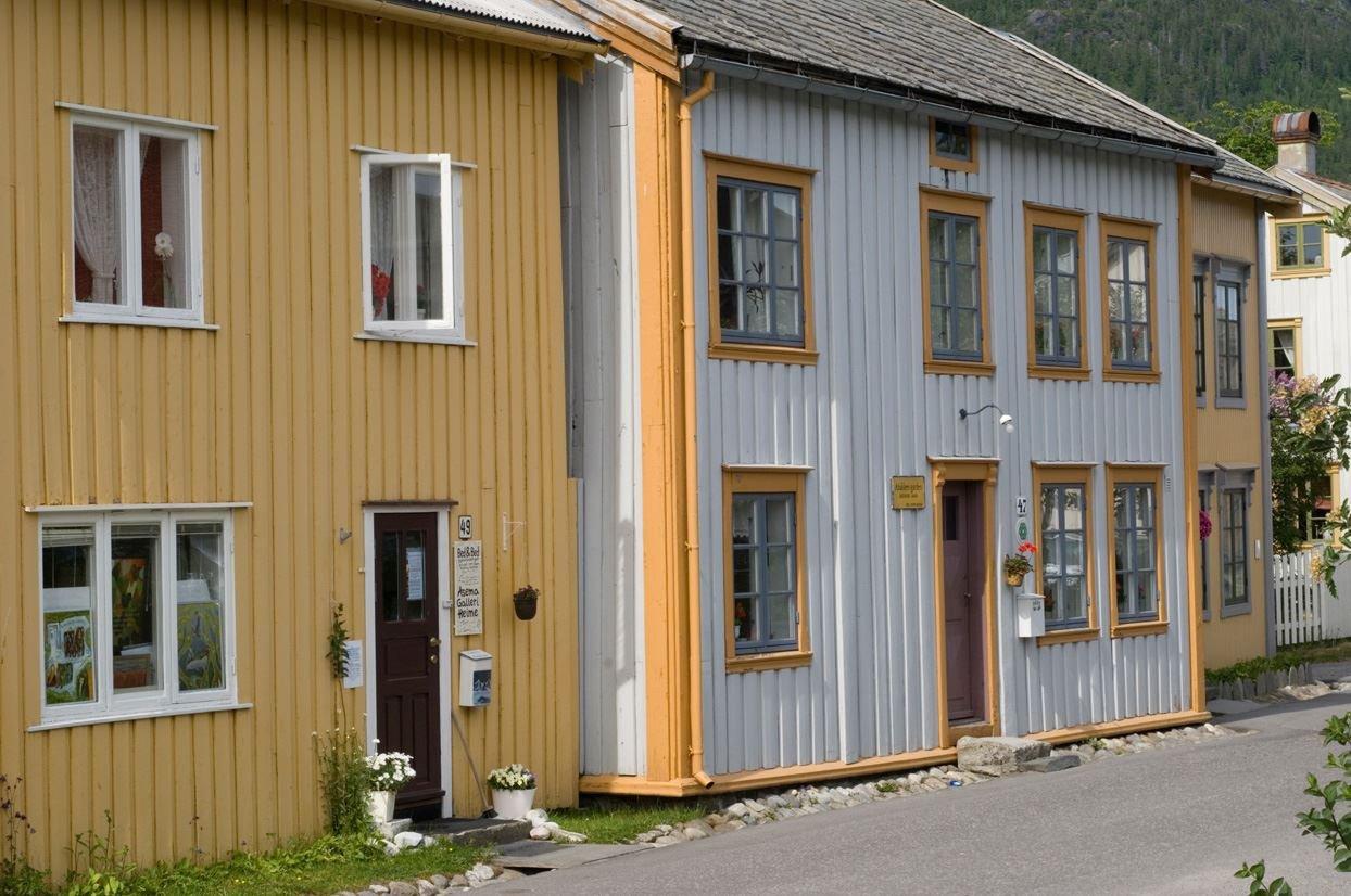 Kulturverkstedet,  © Kulturverkstedet, Guesthouses in Sjøgata
