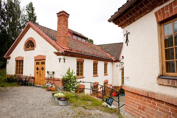 Franshammar Old Power Station & Hostel