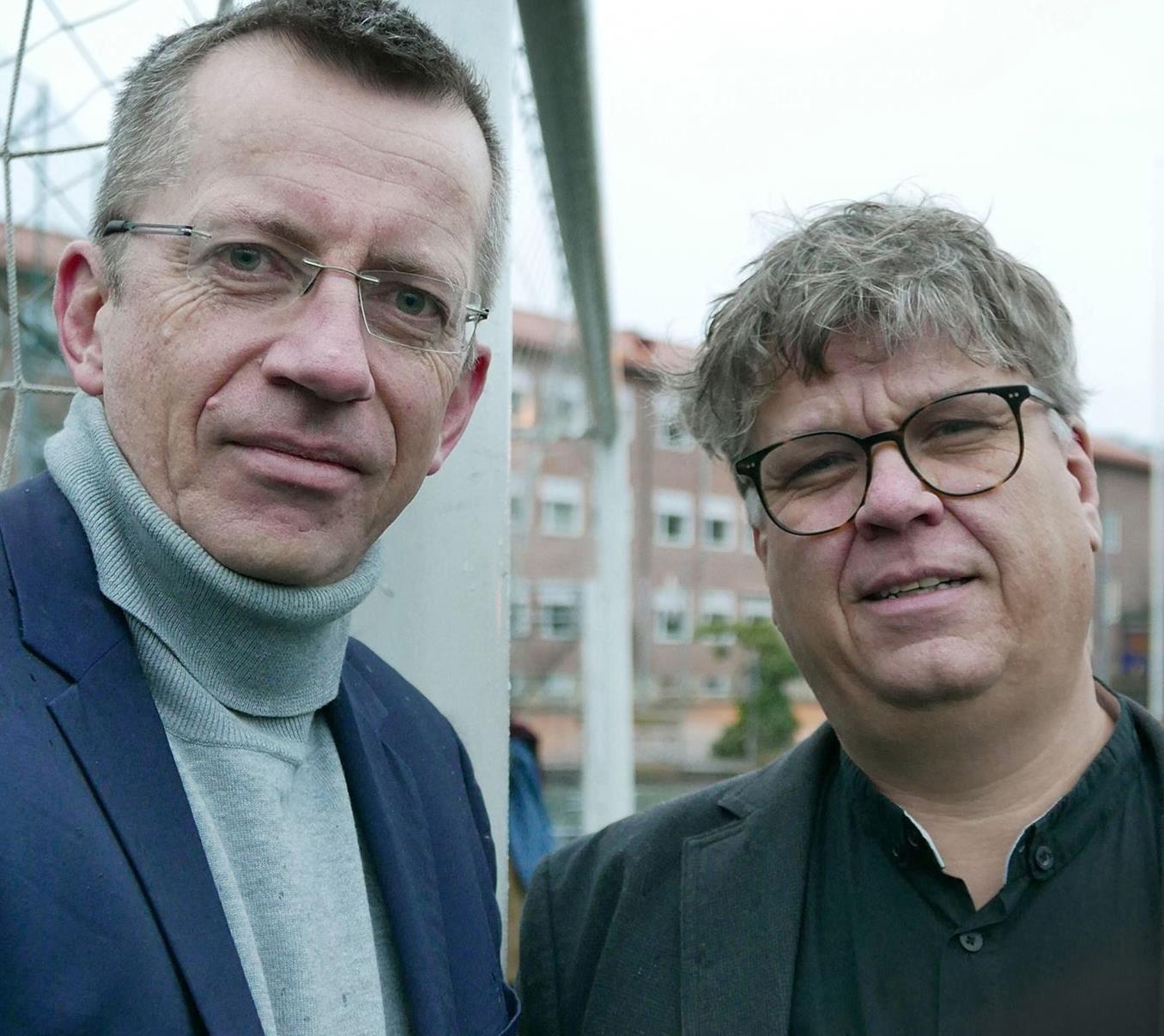Anna Littorin, BLÄCK författarscen: Jens Littorin & Magnus Svenungsson