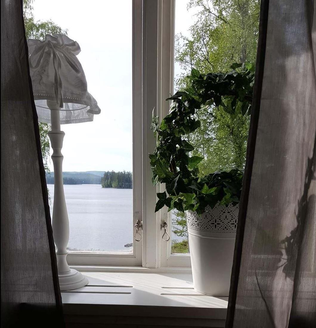 Strömbacka Bruk Bjuråker,  © Strömbacka Bruk Bjuråker, Utsikt från 1rum