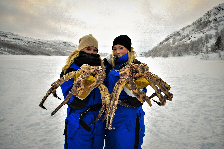 © Snowhotel Kirkenes, Snowhotel Kirkenes - King crab safari