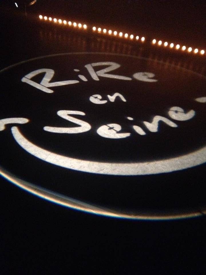 RIRE EN SEINE : Soirée Tremplin Humour et Découverte - samedi 29 septembre