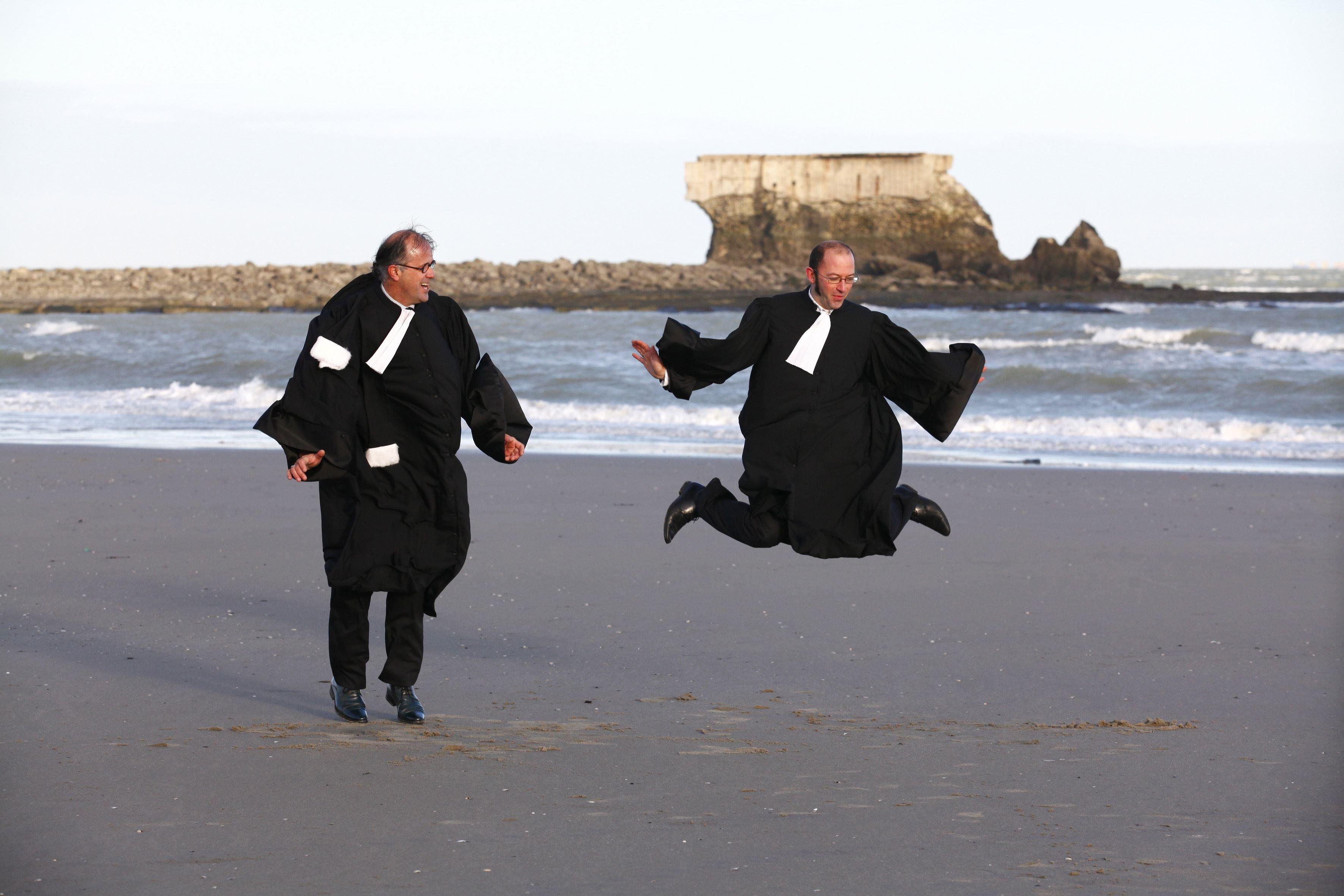 RIRE EN SEINE : Maître Fendard, on a volé le château de sable, 2ème ! - samedi 06 octobre