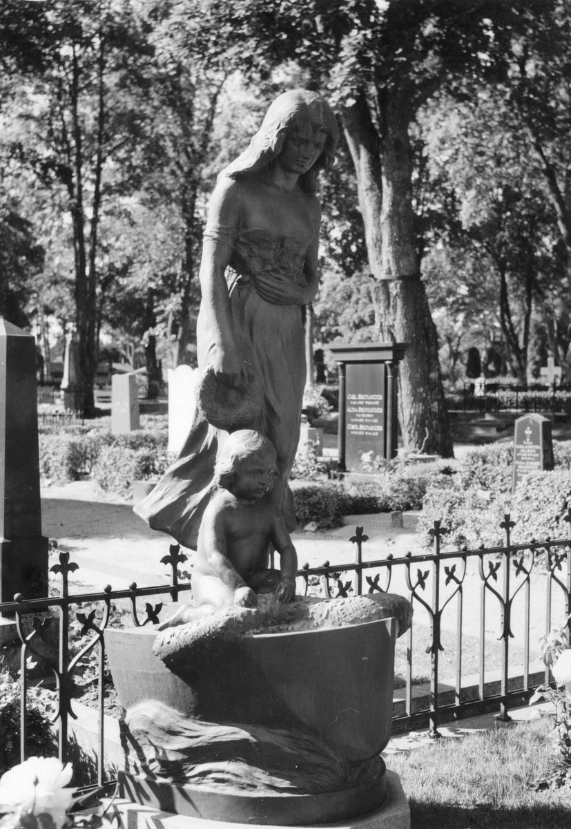 Stadsvandring- Vandring på Gamla kyrkogården