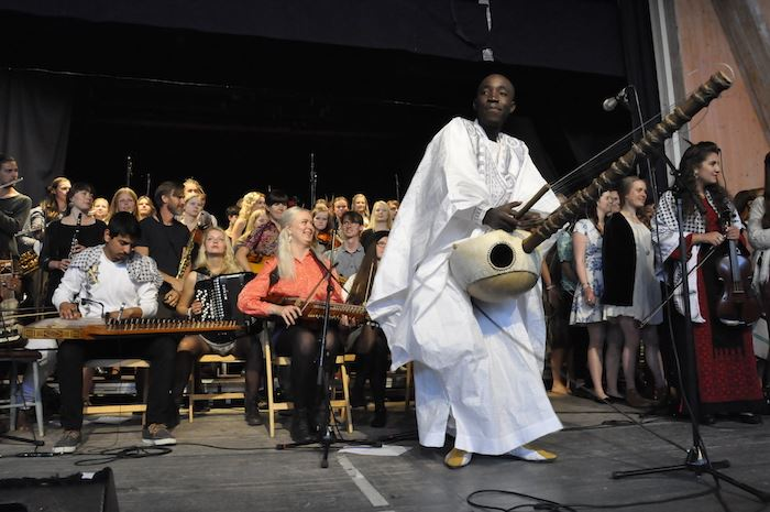 ETHNO - Finalkonsert, Rättviksparken