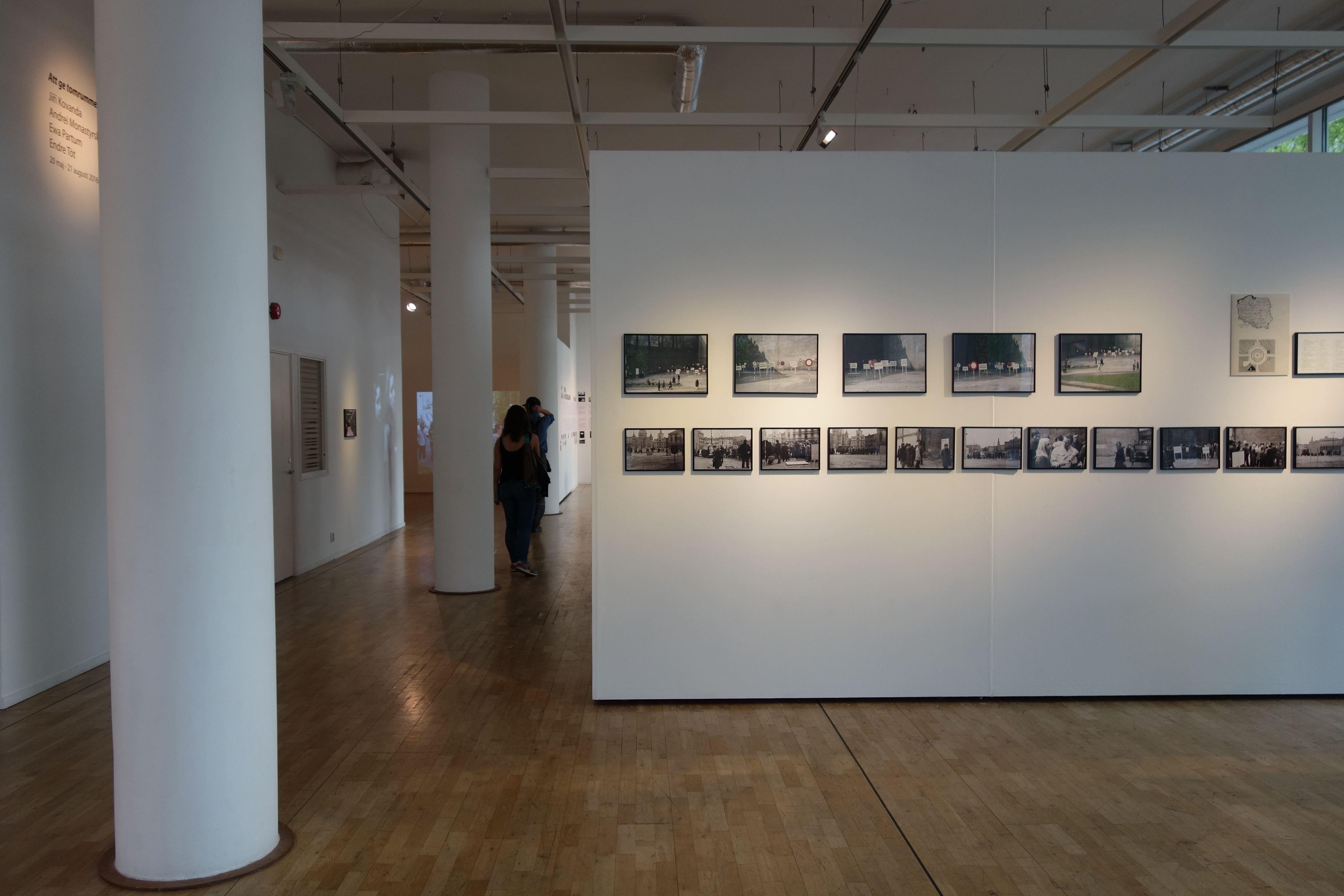 Växjö art gallery