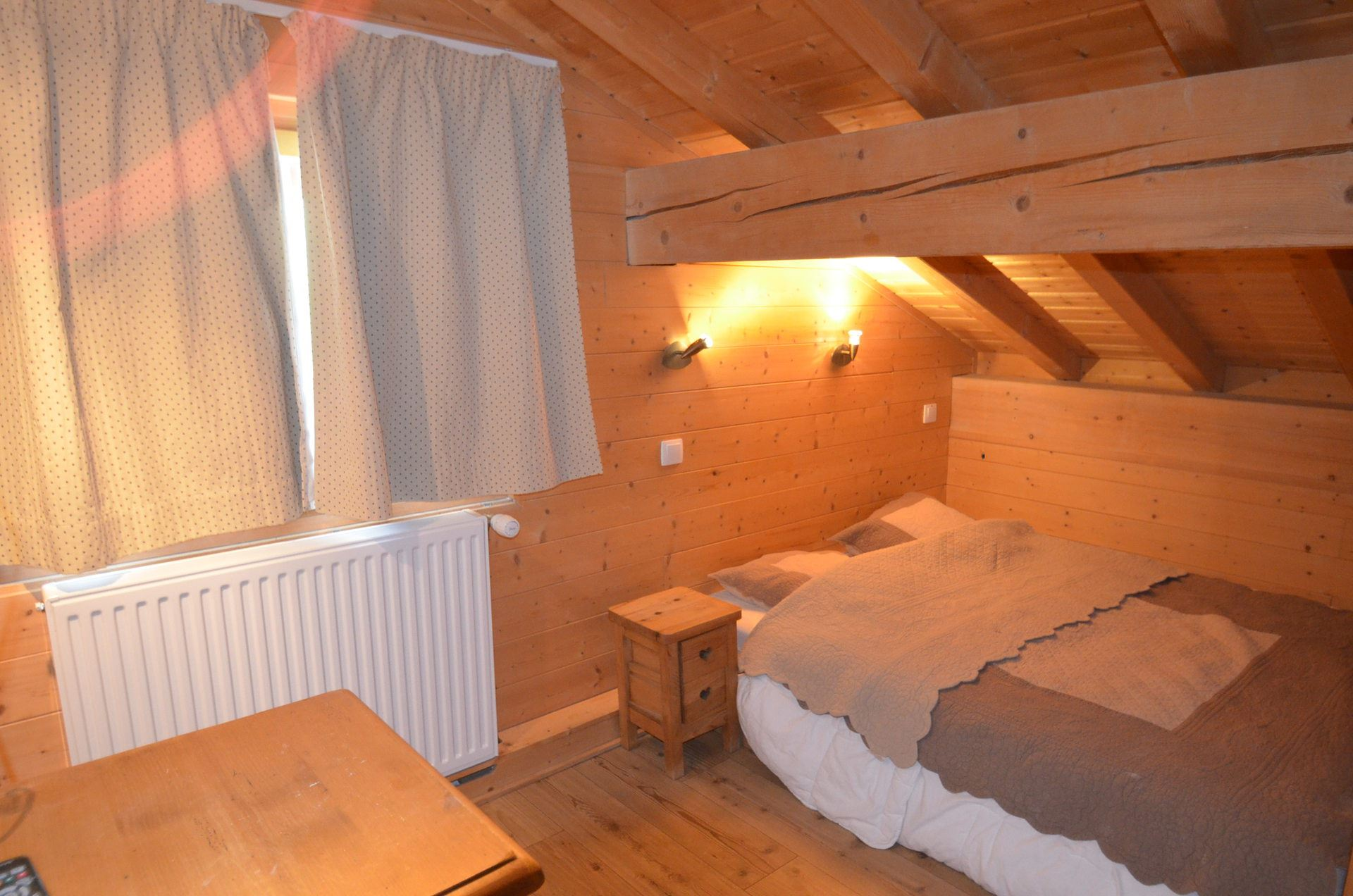 10 Rooms 16/18 Pers / CHALETS DE LA VILLETTE 12