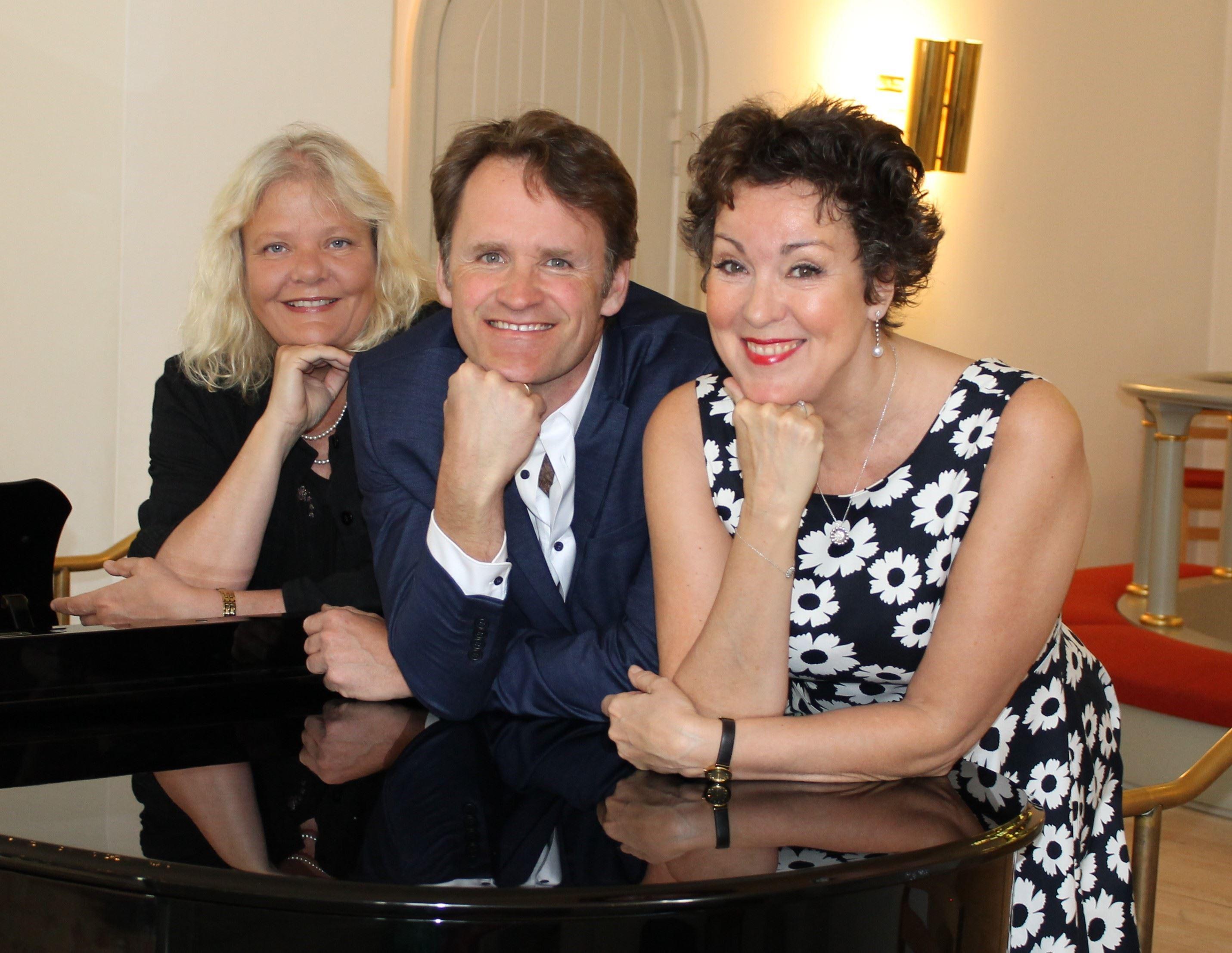 Sommerlig operakoncert med operasangere fra Det Kgl.Teater