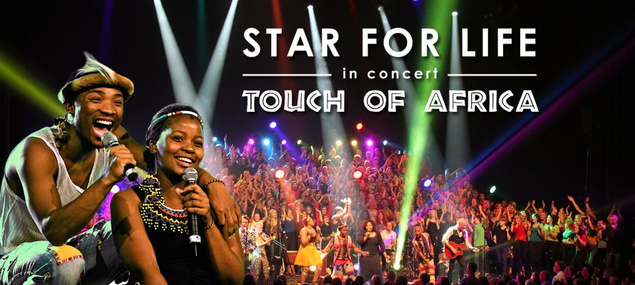 Star for Life in concert