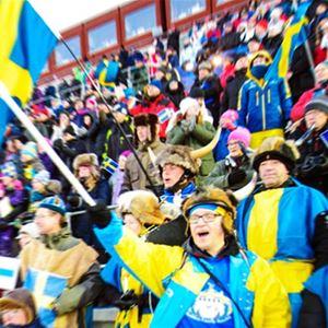Foto: Sofia Wrangel,  © Copy: Sofia Wrangel, Worldcup in Biathlon 2019