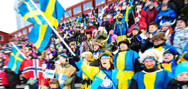 Foto: Sofia Wrangel,  © Copy: Sofia Wrangel, Worldcup in Biathlon 2020