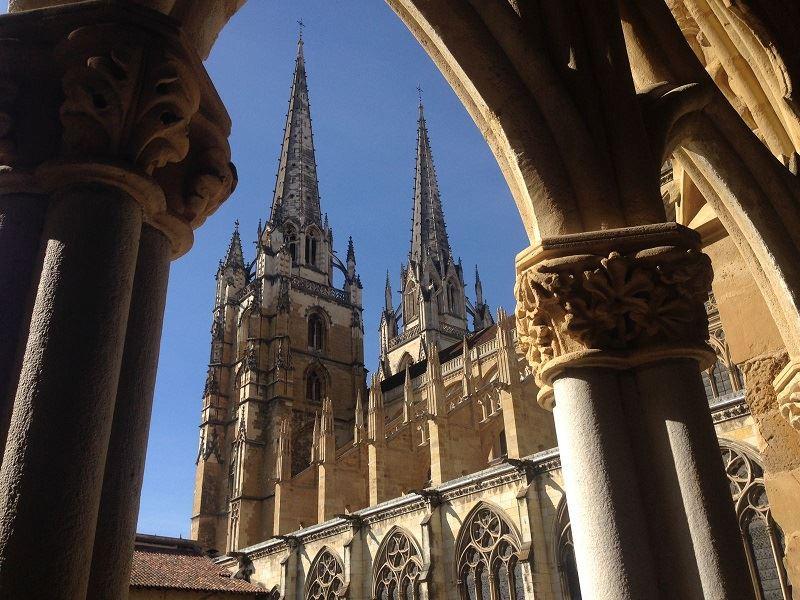 Bayonne secrète et gourmande départ de Saint Jean De Luz